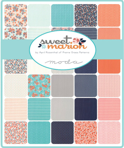 Sweet Marion by April Rosenthal for Moda -   Layer Cake - LC01-05