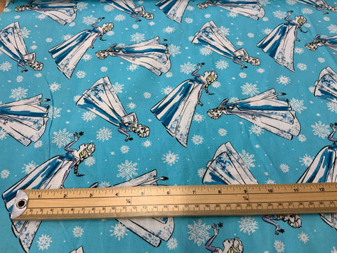 LFG-01- Disney Frozen- Fabric per 50cm