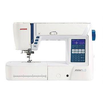 Janome Atelier 6 Sewing Machine-Sewing Machines-Janome-Fabric Mouse