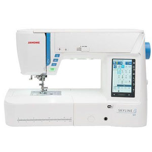 Janome Atelier 9 Sewing & Embroidery Machine-Sewing Machines-Janome-Fabric Mouse