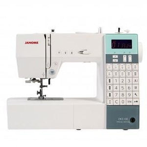 Janome DKS100 Special Edition Janome Sewing Machines - Fabric Mouse