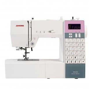 Janome DKS30 Special Edition Janome Sewing Machines - Fabric Mouse