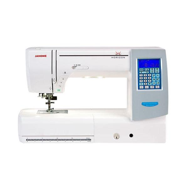 Janome Horizon 8200QCP SE Quilting Machine Janome Sewing Machines - Fabric Mouse