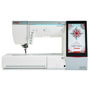 Janome Horizon Quilt Maker Memory Craft 15000 Sewing Machine-Sewing Machines-Janome-Fabric Mouse