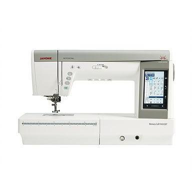 Janome Memory Craft 9450 QCP Horizon Sewing Machine-Sewing Machines-Janome-Fabric Mouse