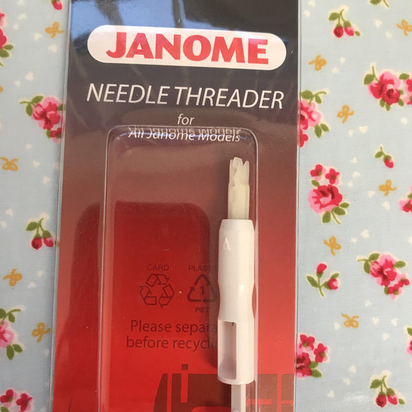 Janome Needle Threader-Pins & Needles-fabricmouse-Fabric Mouse