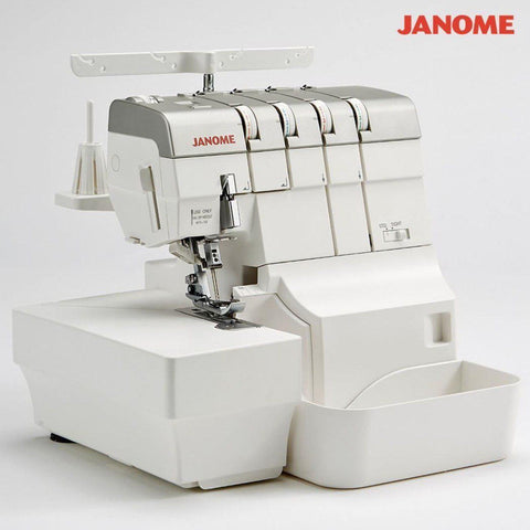 Janome Overlocker, Air Threading 2000d Professional-Overlockers-Janome-Fabric Mouse