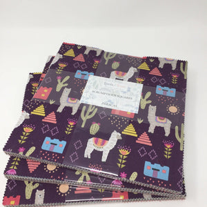 Lewis & Irene Scrumptious Squares Paracas Layer cake PCSSQ-Fabric-Lewis & Irene-Fabric Mouse