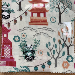 Minshan charm pack for quilting-Charm Pack-Lewis & Irene-Fabric Mouse