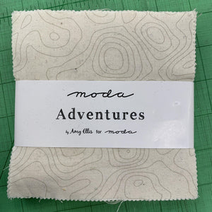Moda Adventures Charm Pack-Charm Pack-Moda-Fabric Mouse