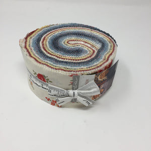 Moda Jelly Roll Ann's Arbor 14840JR-Jelly Roll-Fabric Mouse-Fabric Mouse