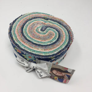 Moda Jelly Roll Tuppence-Jelly Roll-Fabric Mouse-Fabric Mouse