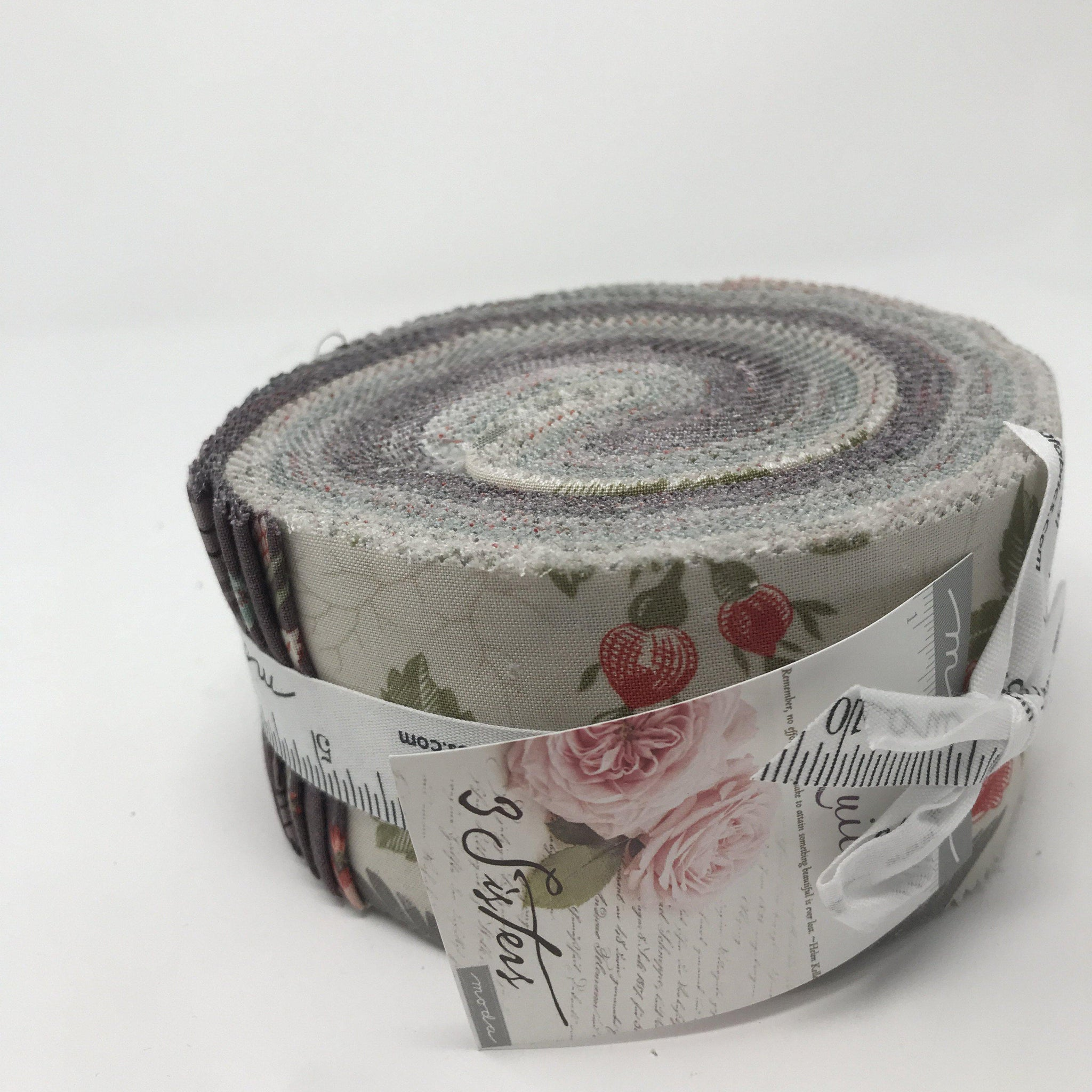 "Moda Quill Jelly roll strips by 3 Sisters 2.5"" 44150JR-Fabric-Moda-Fabric Mouse"