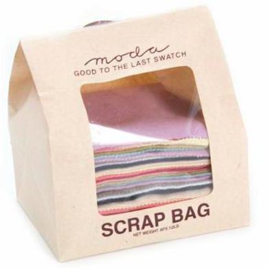 Moda Scrap Bag-Jelly Roll-Fabric Mouse-Fabric Mouse