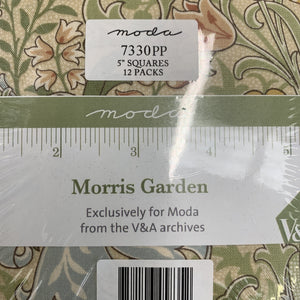 Morris Garden Moda charm packs from The V&A-Charm Pack-Moda-Fabric Mouse
