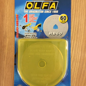 Olfa Blade 60 mm-Blade-Olfa-Fabric Mouse