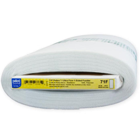 Pellon 71F Peltex 1 sided fusible ultra firm stabiliser-Stabilizer-Vlieseline-Fabric Mouse