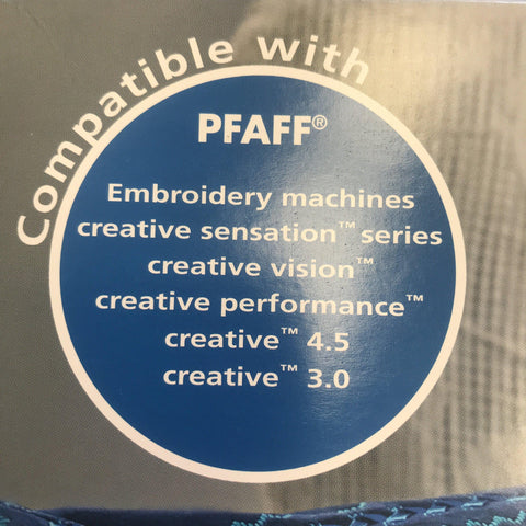 Image of Pfaff Large Metal Embroidery Hoop - 821097096 - 240mm x150mm-Fabric Mouse-Fabric Mouse