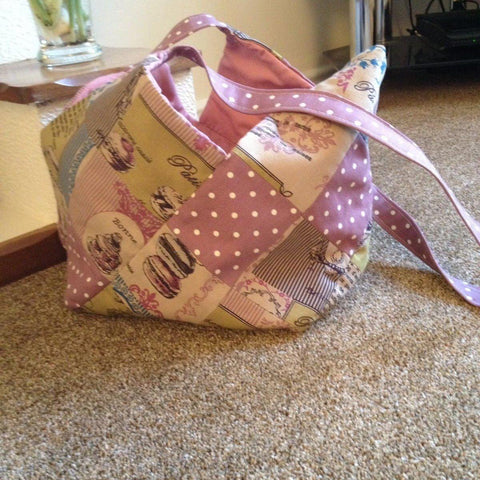 Sew a summer tote with Roz 20th June-Sewing Class-Fabric Mouse-Fabric Mouse