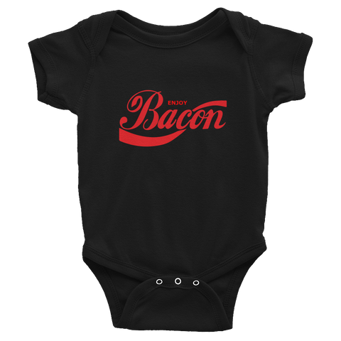 Enjoy Bacon - Cola (Baby body)