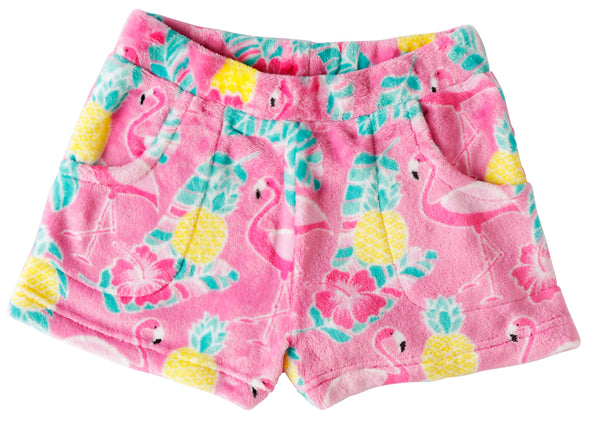 Flamingo Jammie Shorts