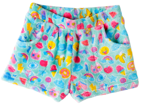 Patches Jammie Shorts