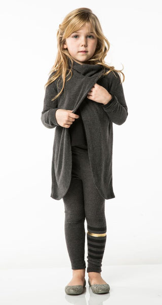 Joah Love Edite Faux Cashmere Tunic Sweater