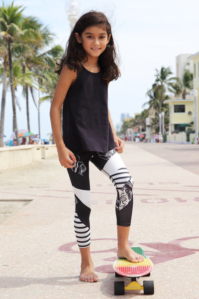Limeapple Layne Capri Leggings