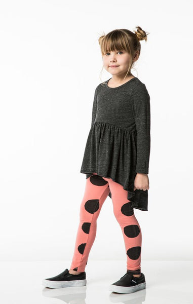 Joah Love Sofi Triblend Hi/Low Tunic