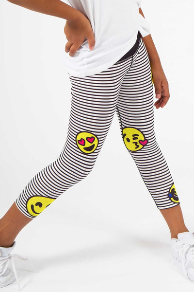 Limeapple Tricia Capri Leggings