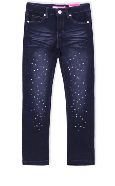 Stretch Denim Bling Jeans