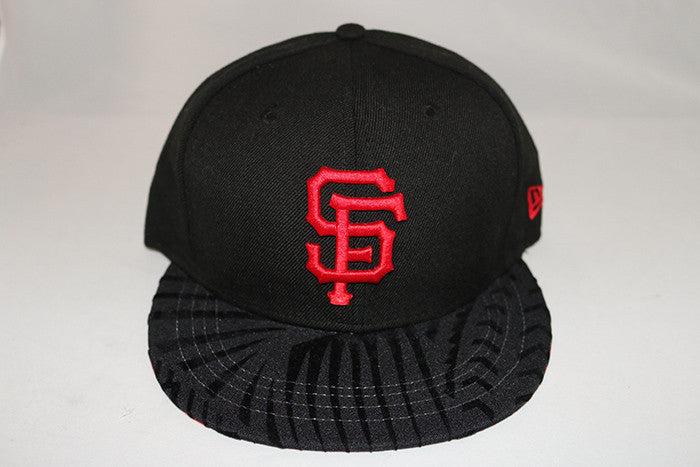 SF Giants tribal snapback - Anthems Designs 03498d3e1d0