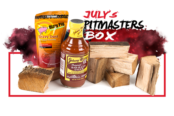 JULY'S BOX - RAFFLE WINNER PICKED