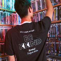 Tcss Be Kind Rewind T-Shirt - Green Black