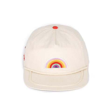 Tcss Bird Cap - Off White