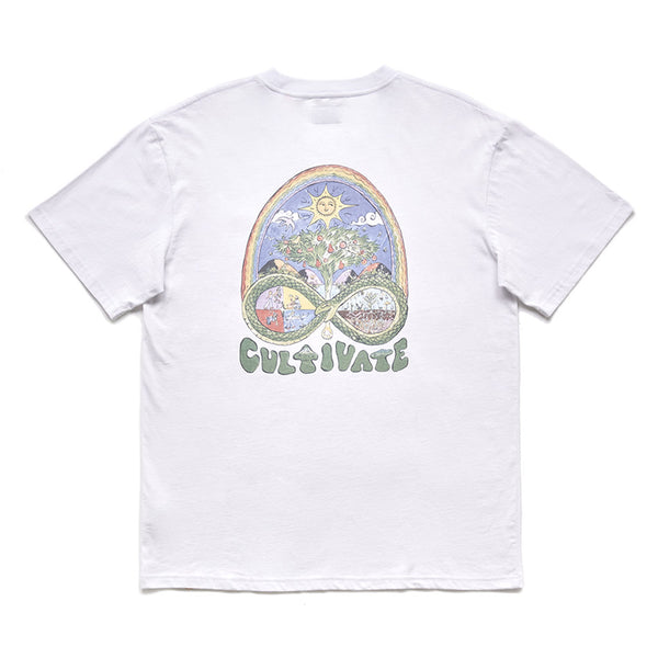 Tcss Cultivate T-Shirt - White