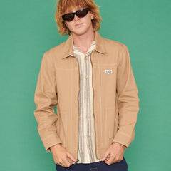 TCSS Flint Cancas Jacket - Sand