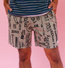 TCSS Hawkeye Boardshorts - Fatigue