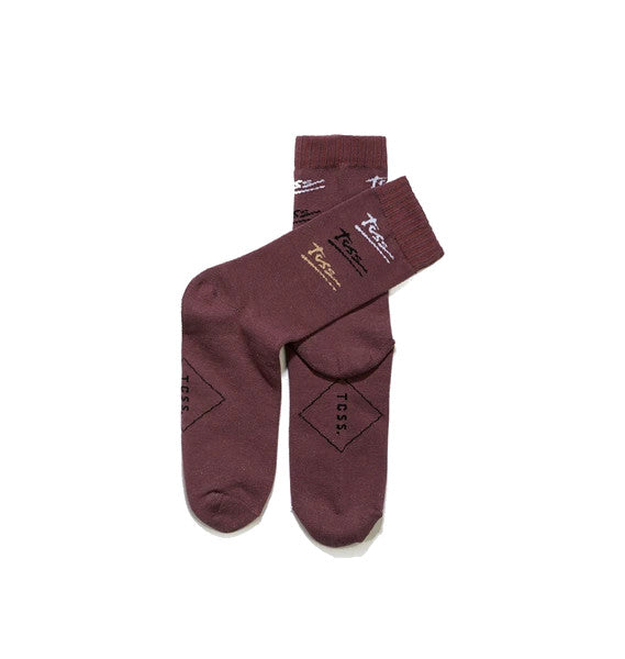 TCSS Icon Socks - Dirty Port