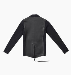 TCSS Jumbled Back Zip Jacket - Phantom II