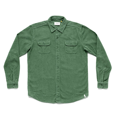 Tcss Lazy Bones Long Sleeve Shirt - Dark Forest