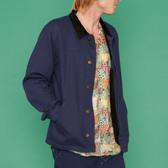 Tcss Los Captain III Jacket - Blue