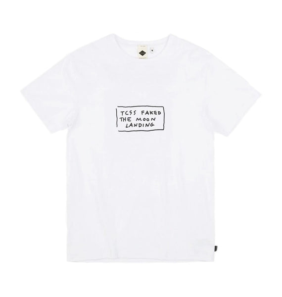 Tcss Moon T-Shirt - White