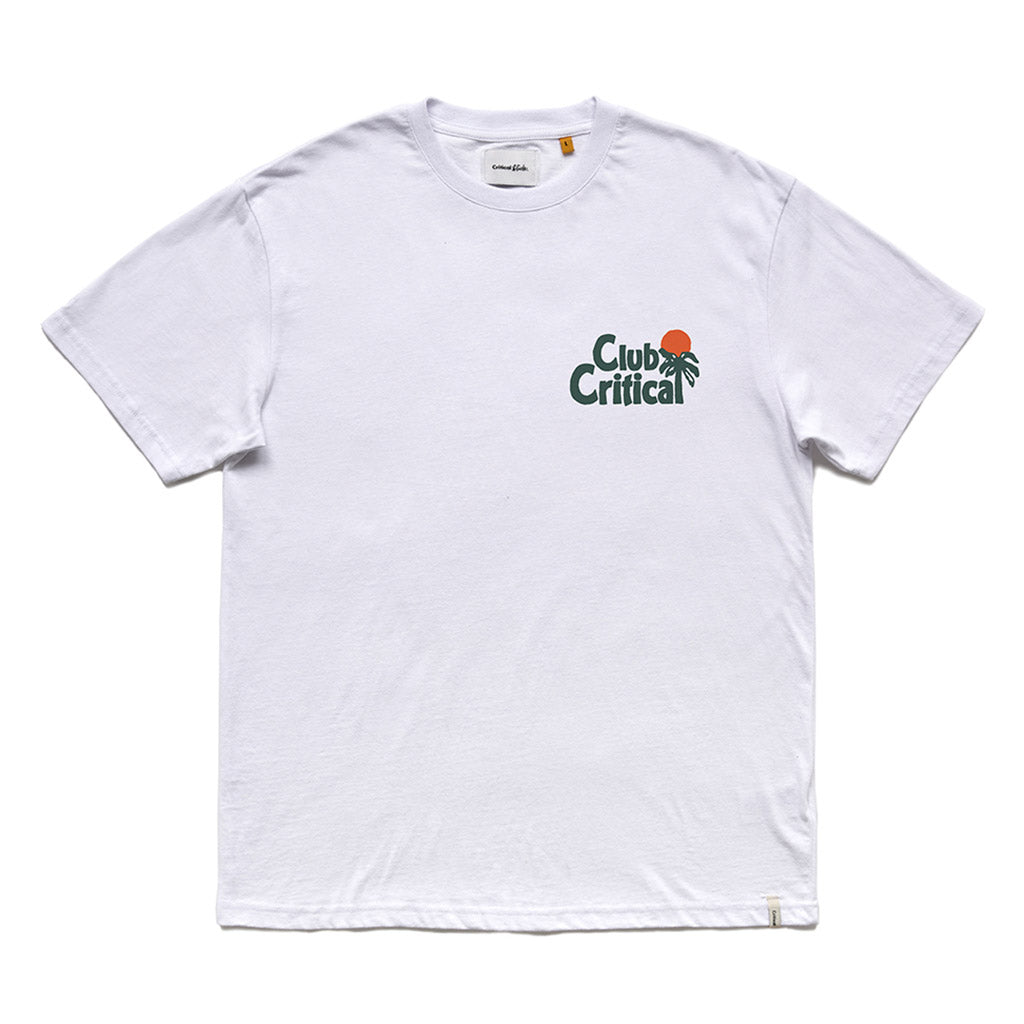 Tcss Thirst Thing T-Shirt - White
