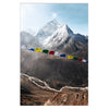 Ama Dablam Flags
