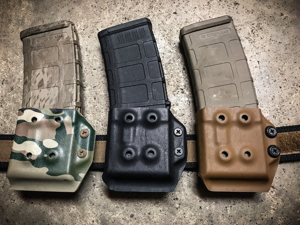 OWB 5.56 Modular Single Rifle Mag Holder