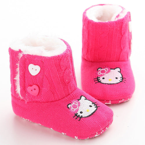 Hello Kitty Baby Girls Winter Warmers