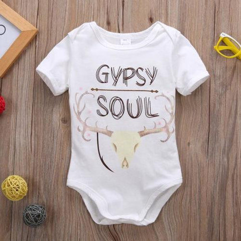 "UNISEX ""Boobs for Babies"" Bodysuit"