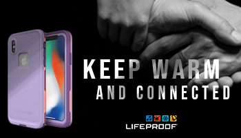 Lifeproof Frē for the iPhone X Review: Is it the Best case for winter?