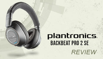 Plantronics BackBeat Pro 2 Special Edition Bluetooth Active Noise Cancelling Headphone + Mic Review